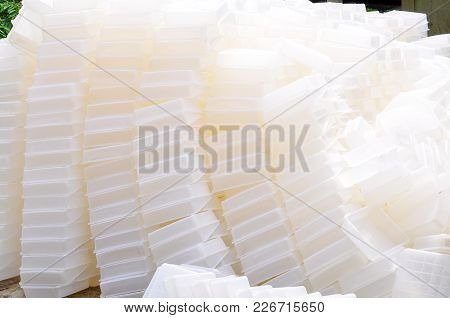 Plastic Is Material Consisting Of Any Of A Wide Range Of Synthetic Or Semi-synthetic Organic Compoun