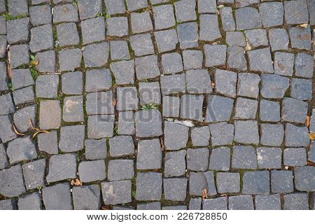Textured Old Pavers, St Petersburg, Russian Federation