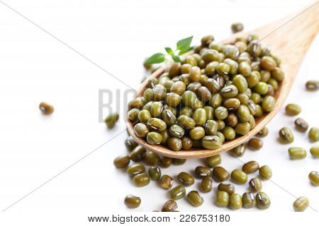 Green Mung Beans For A Healthy Food
