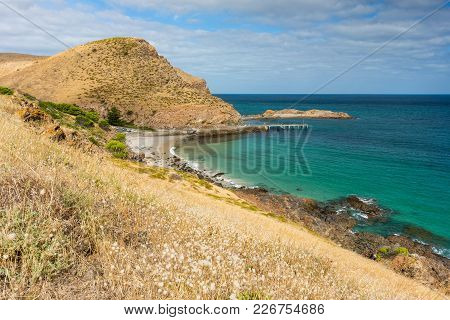 The Iconic Second Valley Located On The Fleurieu Peninsula South Australia Australia On The 15Th Feb