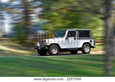 Speedy Jeep