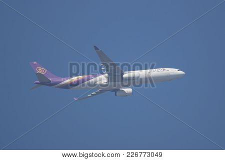 Airbus A330-300 Of Thai Airways