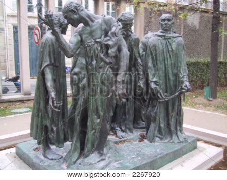 Burghes Of Calais