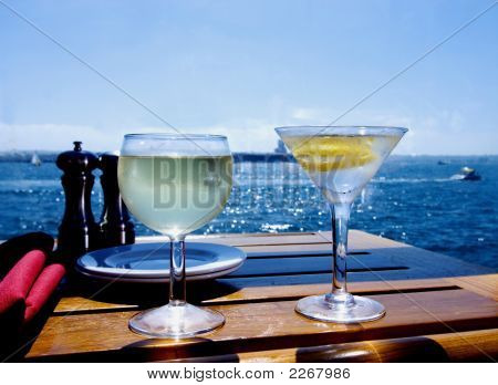 Cocktails On The Water