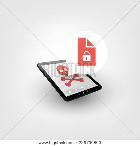 Locked Device, Lost Documents, Ransomware Attack - Virus Infection, Malware, Fraud, Spam, Phishing,
