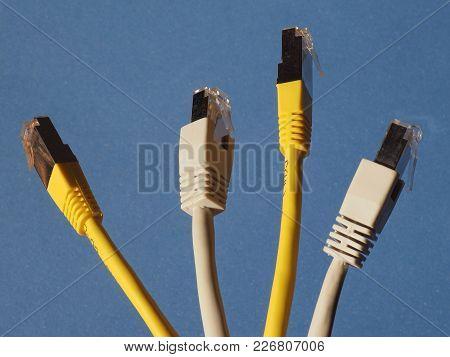 Rj45 Ethernet Plug