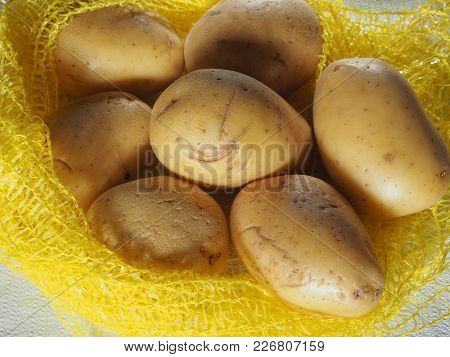 Potato Vegetables Food