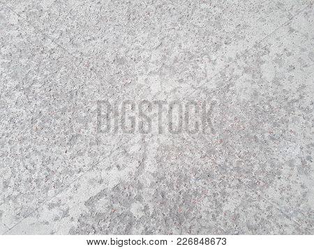 Abstract Grunge Texture Is A Gentle Gray Color With Indeterminate Spots From The Impregnations Of Sm