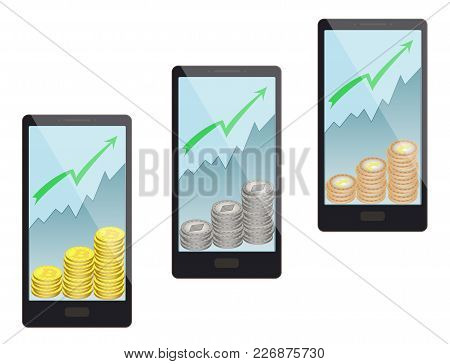 The Price Increase Leads To An Increase In The Number Of Coins, Buying Coins Moves The Price Upwards