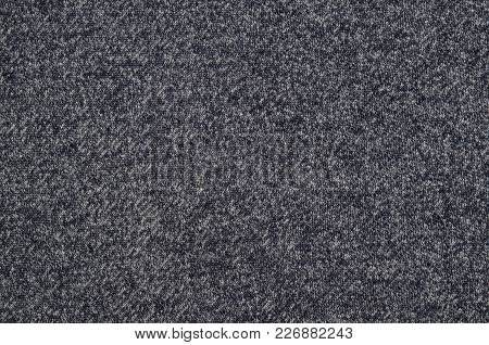Gray Sweater Texture Or Background