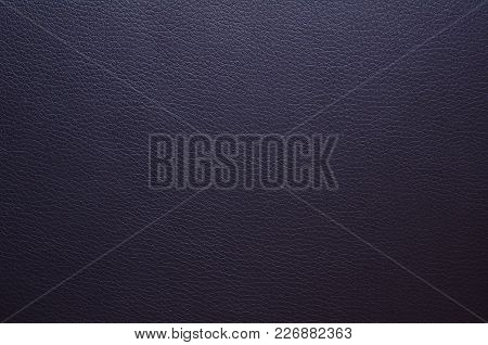 Dark Leather Pattern Texture