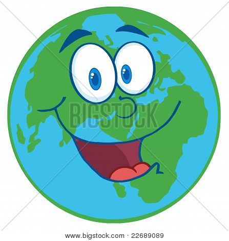 Cheerful Earth