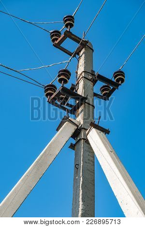 Reinforced Concrete Pillar Wire