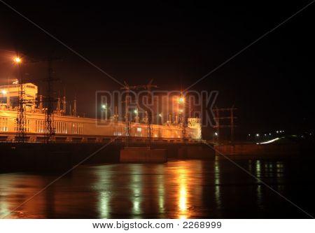 Waterpower Plant