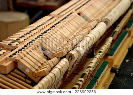 Wooden Piano Hammers