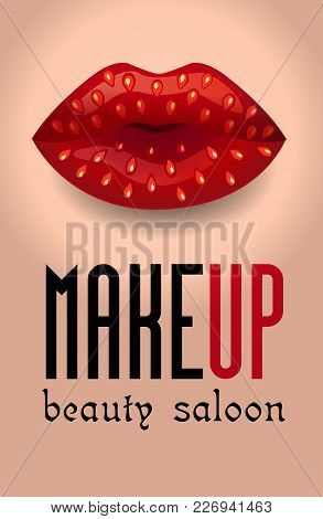 Beauty Salon Strawberry