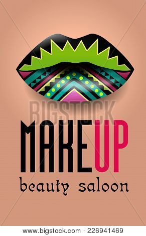 Banner For A Beauty Salon 2