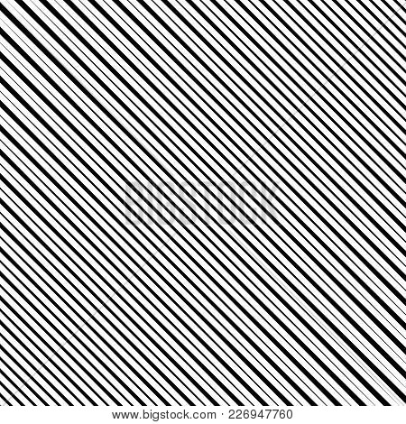 Linear Pattern Of Diagonal Lines Stripe Effect, Texture, Abstract Vector Background Of Diagonal Line