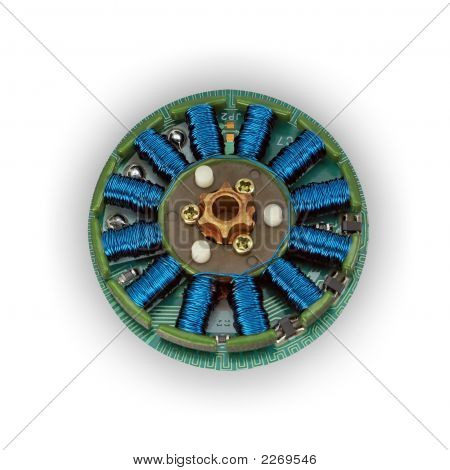 The Electric Motor.