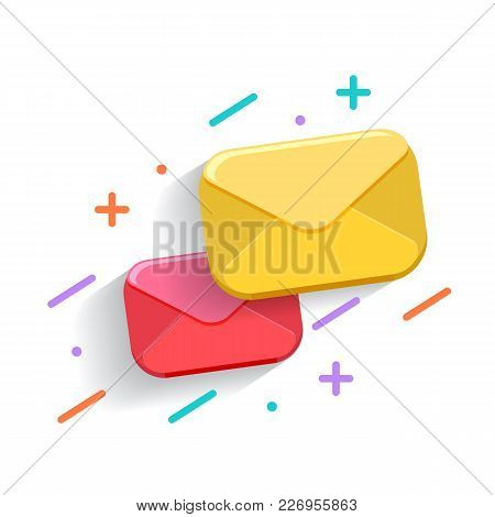 Email Direct Marketing, Email Advertising, Send Message, Email Concept