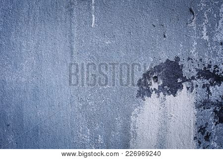 Abstract Of Light Blue Stone Texture Background