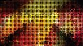 Vector artwork. Abstract colorful bright mosaic background poster