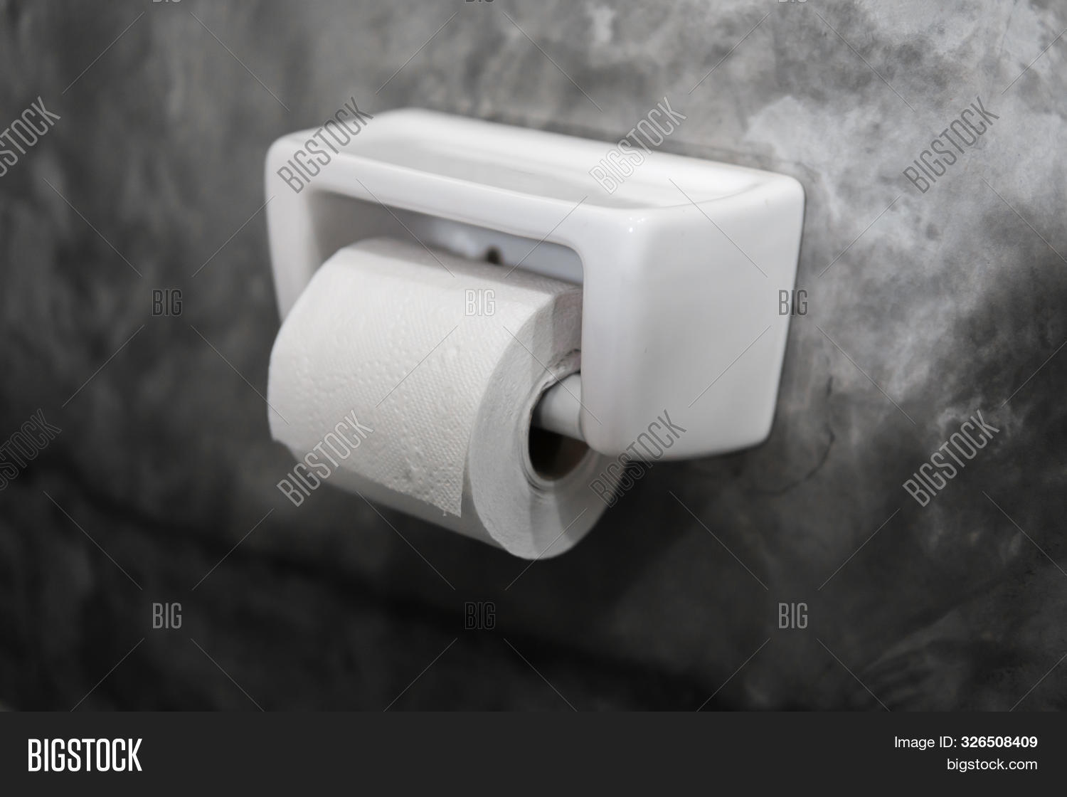 White Roll Soft Toilet Image Photo Free Trial Bigstock