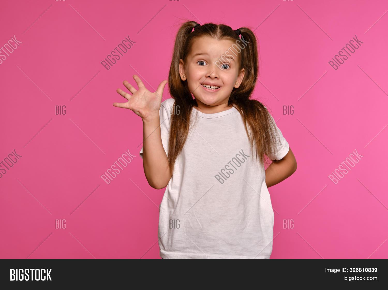 Admirable Little Girl Ponytails Image Photo Free Trial Bigstock Schematic Wiring Diagrams Phreekkolirunnerswayorg