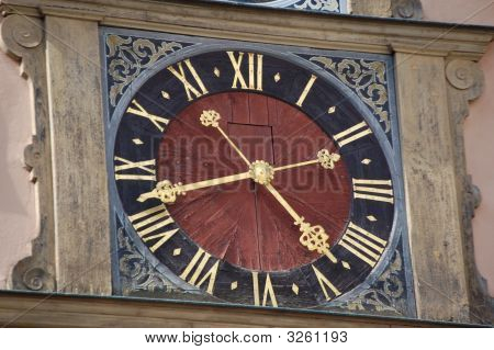 Rothenberg Tower Clock
