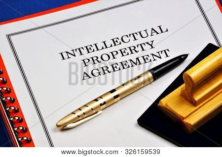 The Agreement On Intellectual Property. Intellectual Property Is The Exclusive Right, Monopoly, Pers