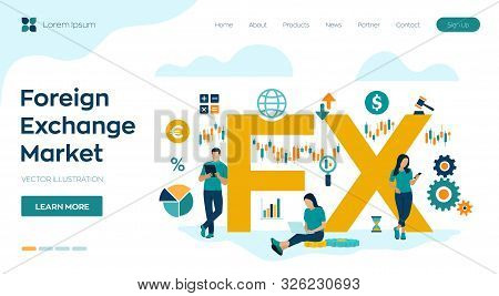 Fx. Foreign Exchange Market. Global Financial Market. Stock Exchange. Forex Banking. Financial Manag