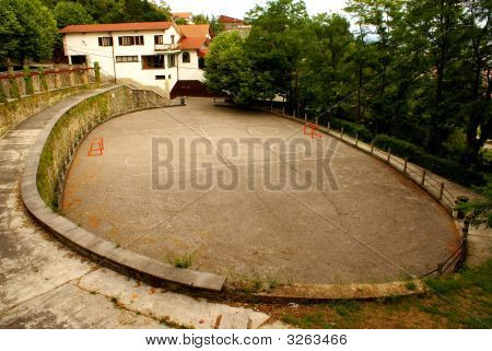 Old Hockey Yard