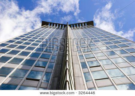 Post-War Modernist Office Tower