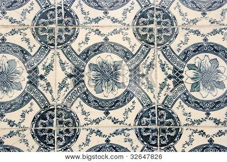 Tiles, Azulejos