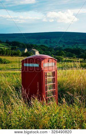 Red Phone Box Norwood