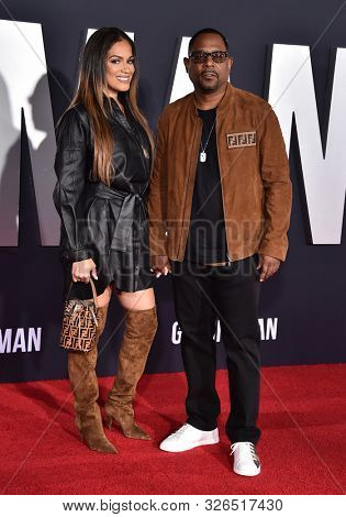 LOS ANGELES - OCT 06:  Martin Lawrence arrives for the 'Gemini Man' Los Angeles Premiere on October 06, 2019 in Hollywood, CA