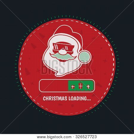 Funny Christmas Graphic Print, T Shirt Design For Ugly Sweater Xmas Party For Couple. Holiday Decor