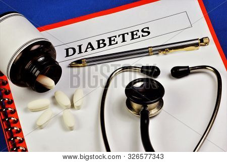 Diabetes Is A Disease In Which The Level Of Glucose In The Blood Is Increased. Diabetes Occurs Due T