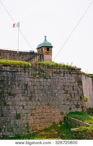 Citadel Of Besancon Of Bourgogne Franche Comte Region