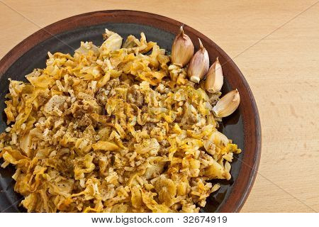 Bulgarian National Dish