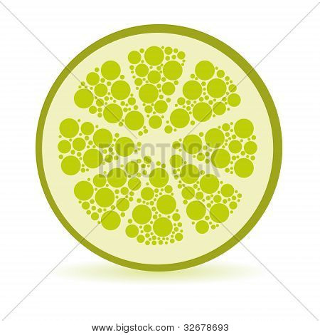 Dots Lime