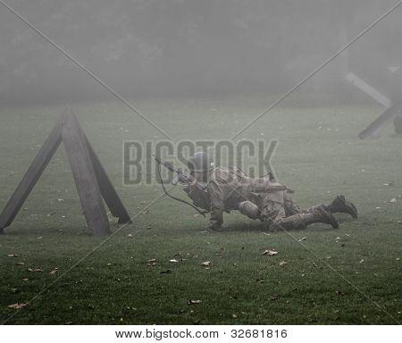 Battle Enactment