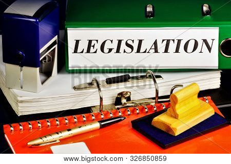 Legislation-the Publication Of Laws In The State. Legislation -- A System Of Legislative Acts Adopte