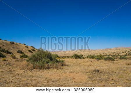 Wide Empty Desert Wilderness