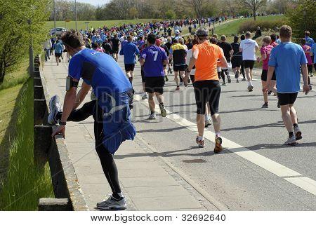 Cramp And Run