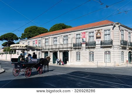 October 6th, 2019, Lisbon, Portugal - National Coach Museum, One Of The Finest Collections Of Histor