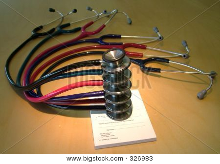 Seven Stethoscopes