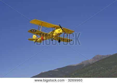 Tiger Moth Airplane