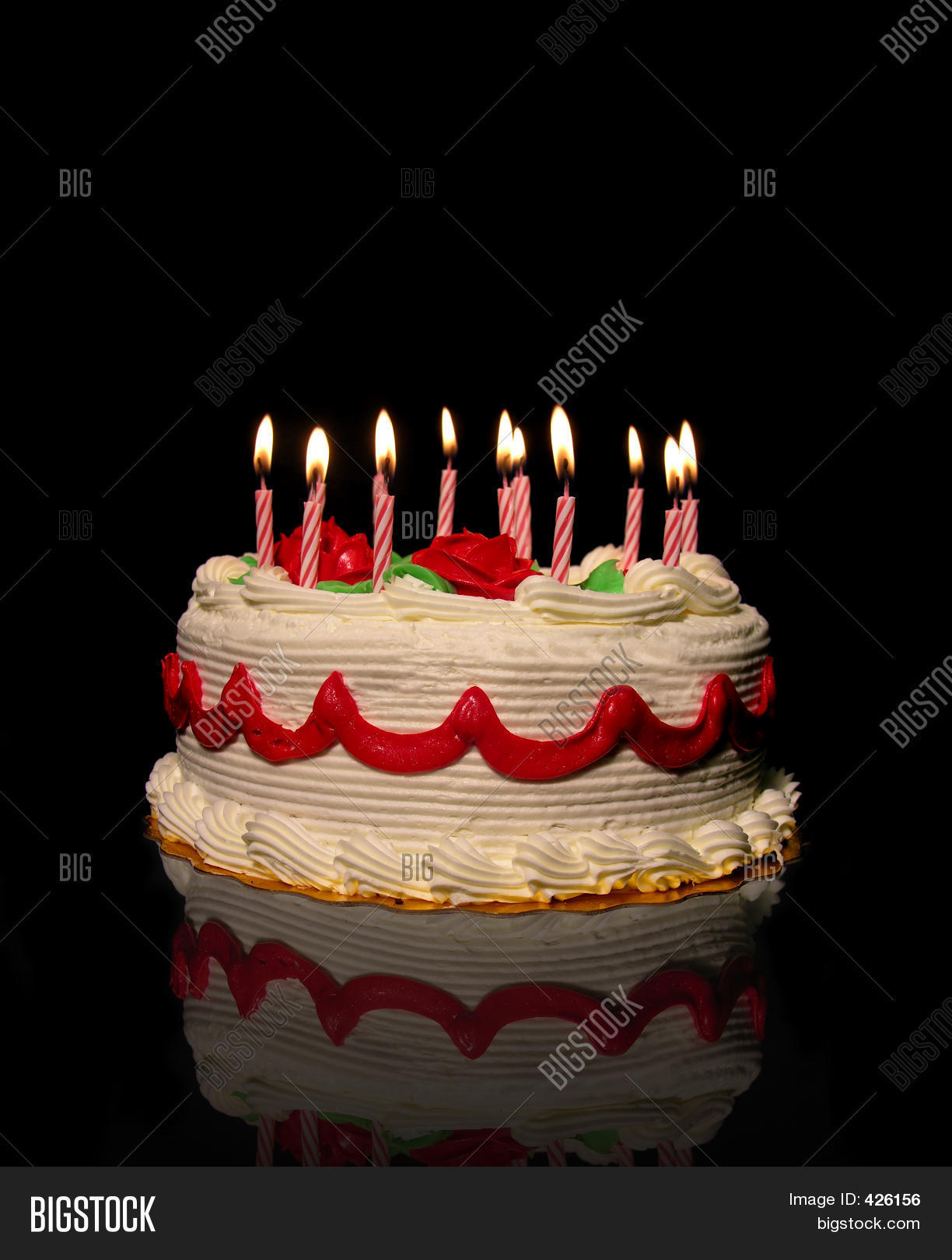 Birthday Cake Image & Photo (Free Trial) | Bigstock