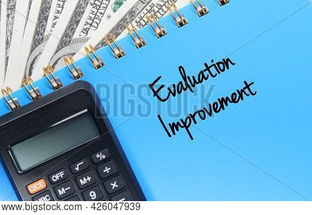 Calculators, Notebooks, Banknotes And Word Evaluation Improvements